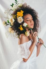 歐美美女時尚藝術人體模特圖片
