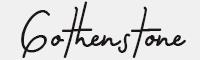 Gothenstone字體