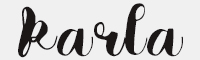 karla scipt字體