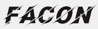 Facon字體