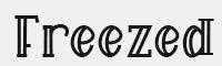 Freezed字體