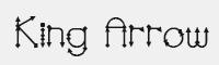 King-Arrow字體