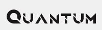 QuantumRegular字體
