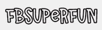 FBSuperFun字體