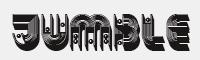 Jumble Regular字體