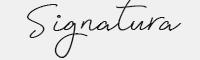 Signatura Monoline字體