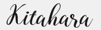 Kitahara Script字體