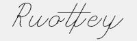 Ruottey字體